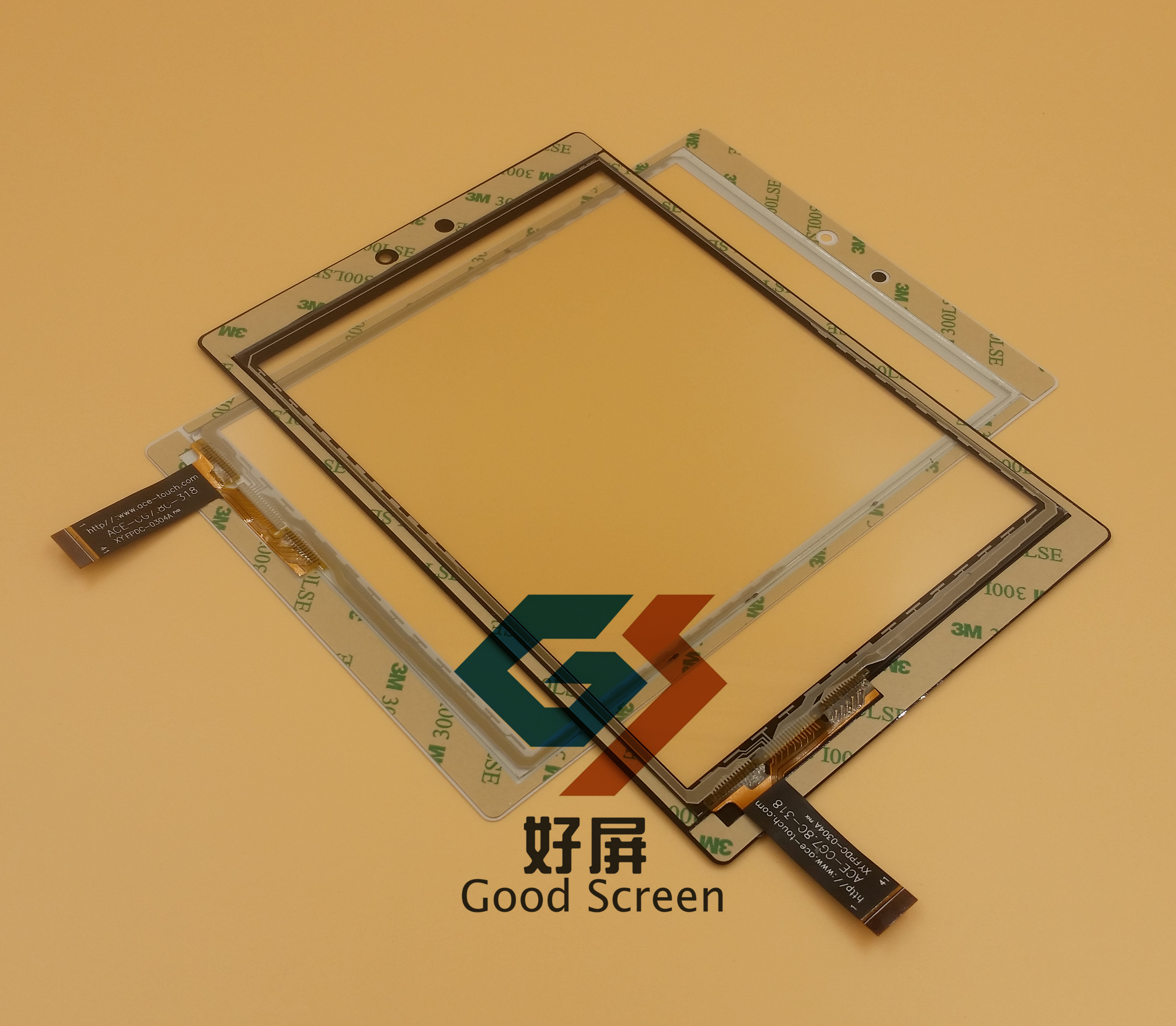ACE-CG7.8C-318 XY FPDC-0304A ACE-CG7.8C-318-FPC 7.85 inch PMT7077_3G P Tablet PC touch screen panel glass digitizer