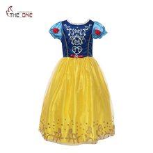 8f56f29ea2f MUABABY платье Белоснежки для девочек