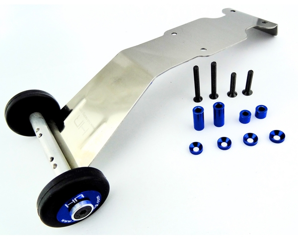 Hot Racing Traxxas Revo,E-Revo,Summit rise of the stainless steel wheels Free Shipping the rise of nine