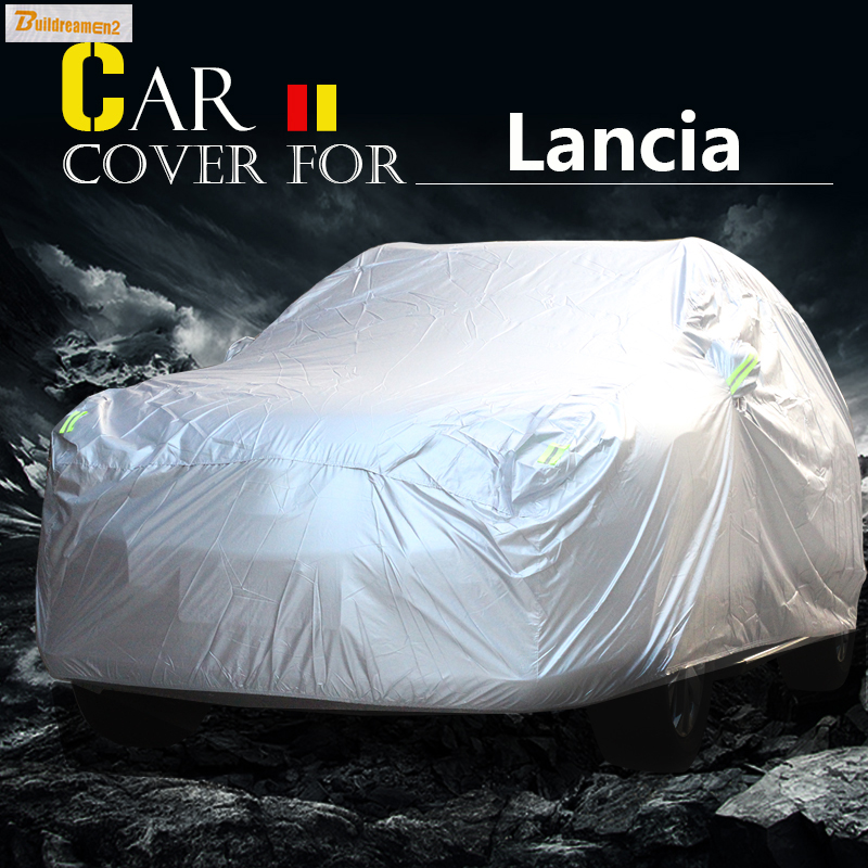 Buildreamen2 Car Cover Anti UV Sun Rain Snow Dust Resistant Cover Waterproof For Lexus CT200h GX460 GX470 HS250h NX200t NX300h