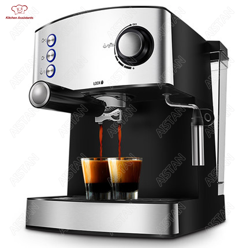 MD2007 muti-function full-automatic italy type espresso Cappuccino coffee maker machine with high pressure steam for home use md2007 muti function full automatic italy type espresso cappuccino coffee maker machine with high pressure steam for home use