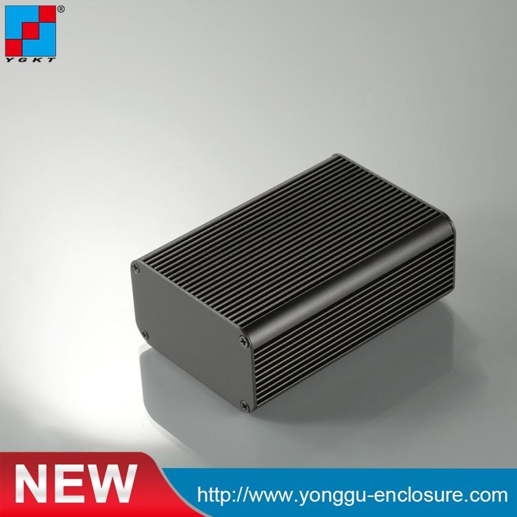 YGK-017 80*45*115 mm DIY aluminum project enclosure for PCB /electronic project enclosure/electronics aluminium enclosure