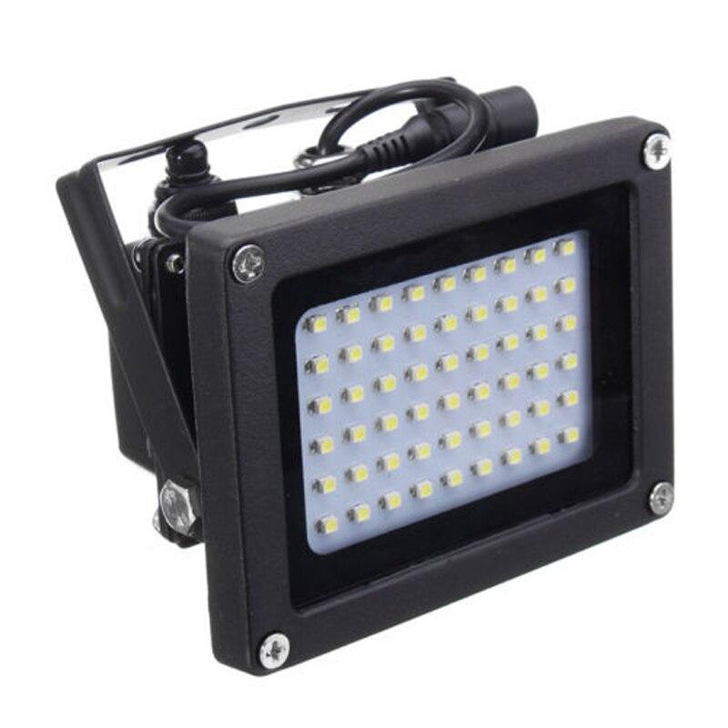 Solar Powered 54 LED Outdoor Garden Landscape Yard Spot Light Lamp Spotlight outdoor lamp accession