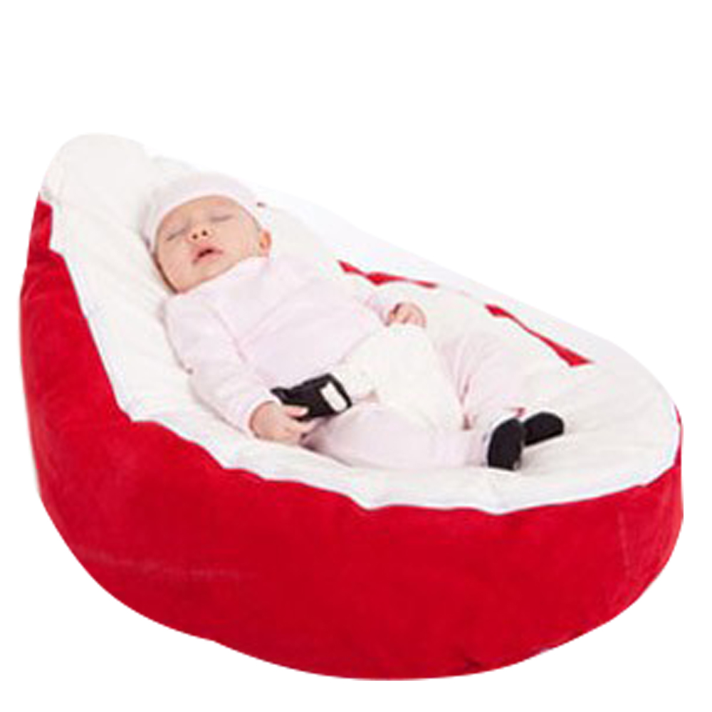 Levmoon Medium Bean Bag Chair Kids Bed For Sleeping Portable Folding Child Seat Sofa Zac Without The Filler In Children Sofas From Furniture On
