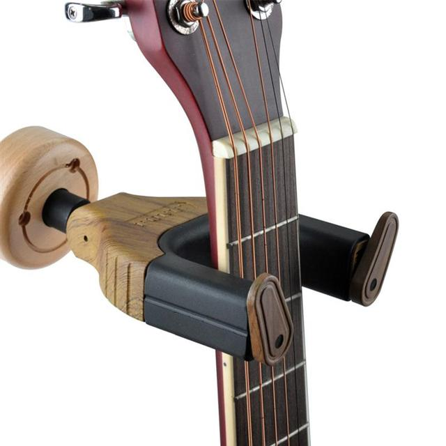 Wooden Wall Guitar Hangers 2 pcs/Set