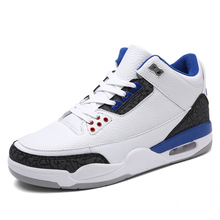 Jordans shoes 3 Men casual shoes Mens trainers Lighted for adults Canvas shoe Sapato masculino jordan shoe retro