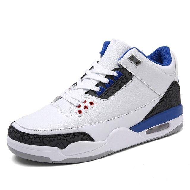 Jordans shoes 3 Men casual shoes Mens trainers Lighted for adults Canvas shoe Sapato masculino jordan shoe retro