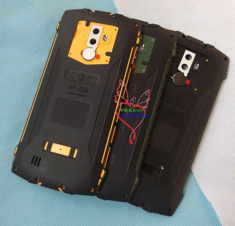 Blackview Battery-Cover Fingerprint Smart-Phone Loud-Speaker Original Pro with And