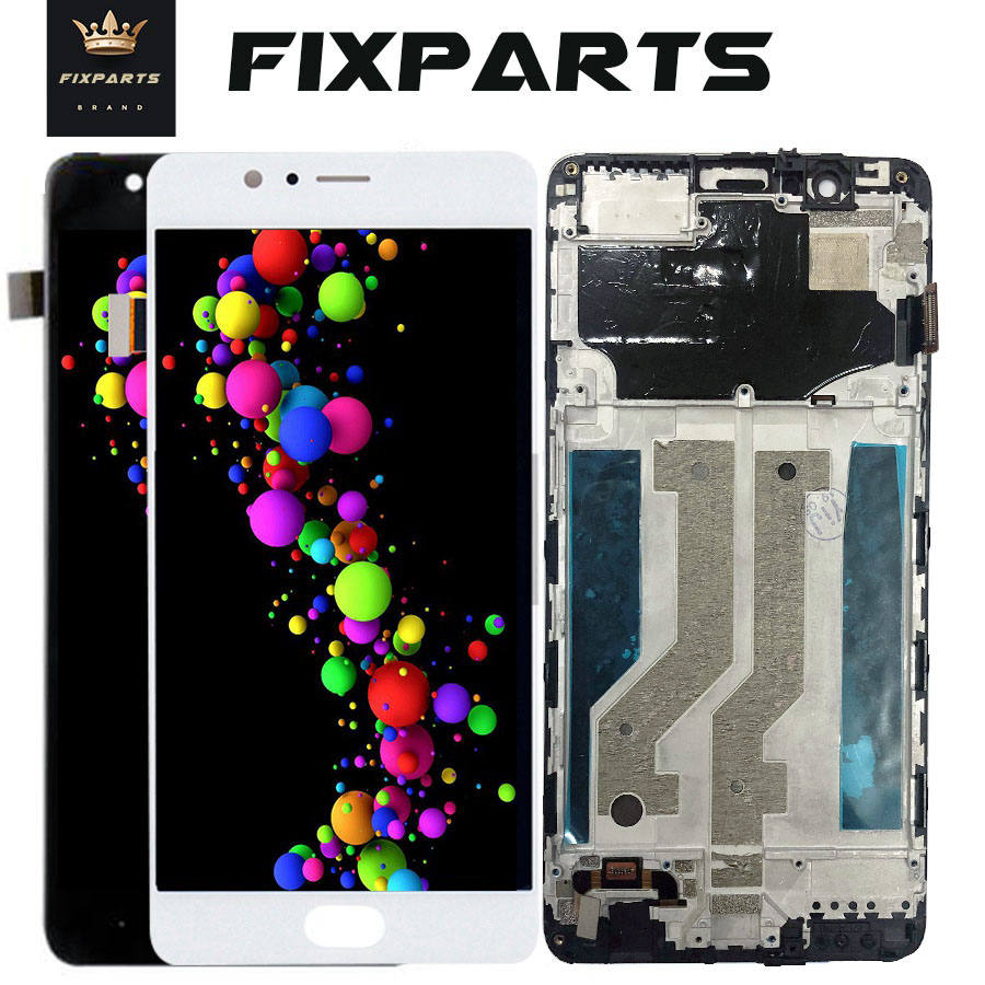 """New Black LCD For 5.5"""" ZTE nubia M2 NX551J LCD Display Touch Screen Digitizer Assembly Replacement Parts Nubia M2 LCD Screen"""