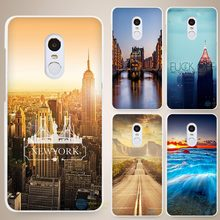 Cases with European City's Sceneries for Xiaomi