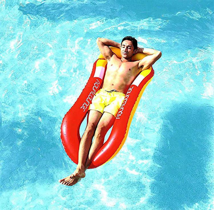 หมี 200 kg พองลอยแถวลอยน้ำสระว่ายน้ำ Beach ที่นอนว่ายน้ำกีฬา Piscina ลอยสำหรับผู้ใหญ่ Zwemband