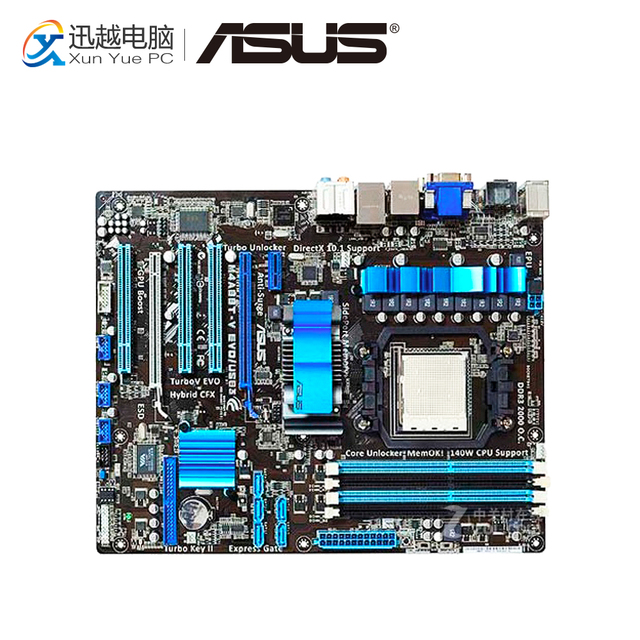 Asus M4A88T-V Drivers for Windows