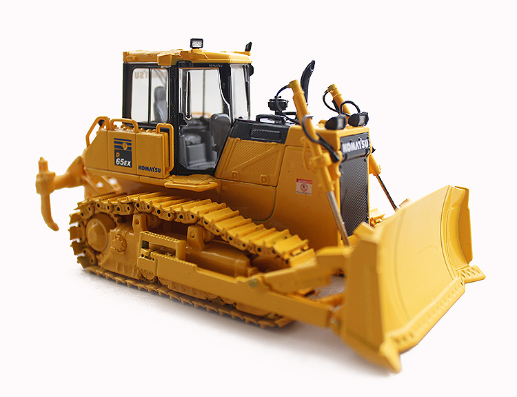 First Gear Komatsu 1:50 D65PX-17EX Crawler bulldozer model Alloy engineering vehicle model Collection model