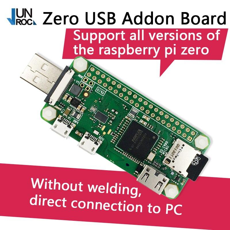The Raspberry Pi Zero Pi zero W Pi Zero WH BadUSB Board Bundle Pi0 Addon Board garbage tongs