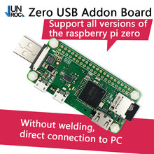 The Raspberry Pi Zero Pi zero W Pi Zero WH BadUSB Board Bundle Pi0 Addon Board(China)
