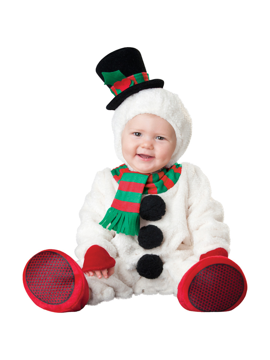 The Black Friday 2016 Christmas Xmas Costume Infant Baby Boys Snowman Rompers Cosplay Newborn Toddlers Clothing