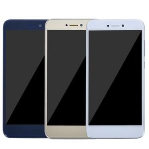 Image 2 - Huawei P9 Lite 2017 ЖК дисплей сенсорный экран дигитайзер для Huawei P9 Lite 2017 ЖК дисплей с рамкой P8 lite 2017 PRA LA1 LX1 LX2 LX3