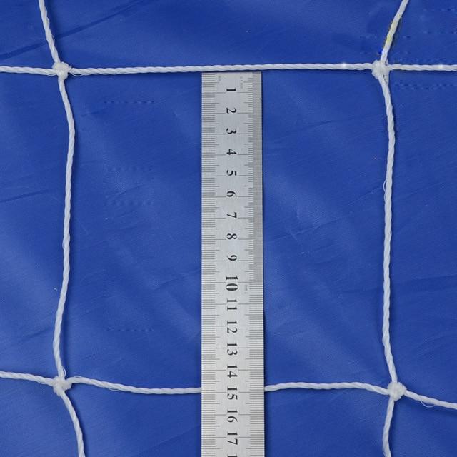 1 Piece Portable Football Net Goal Application 5/7/11 Person Football Netherlands Kid Soccer Net Football Net Soccer Net Goal 3