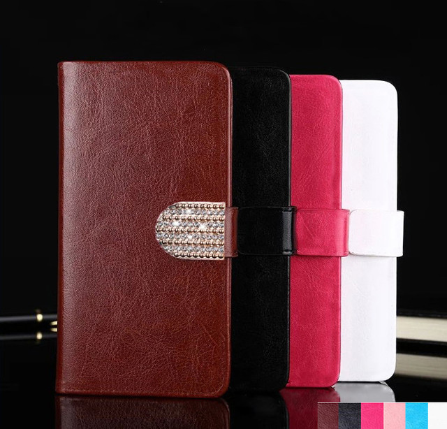 6 Colors High Quality Bussiness Vintage Card-Slot Case For Samsung Galaxy Note 3 III NOTE3 N9000 SM-N9005 Flip Cover Phone case