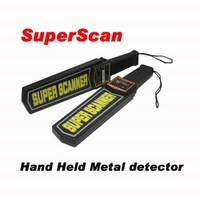 MD3003B1 Porable Handheld Metal Detector Professional Super Scanner Tool Metal Finder Security Checking Detectors Metaldetector