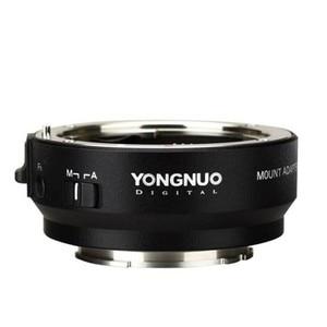 Image 1 - Yongnuo YN EF E ii 스마트 어댑터 마운트 canon ef eos 렌즈 용 sony nex e mount a9 a7 ii a7riii a7sii a6500 카메라