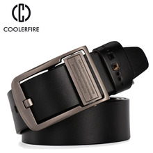 лучшая цена  2016 belt men genuine leather luxury strap male belts for men buckle fancy vintage jeans cintos masculinos ceinture homme