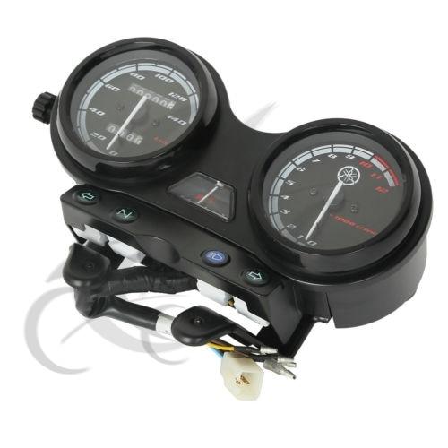 ФОТО Speedo Assembly Speedometer Tachometer clock For YAMAHA YBR 125 2005-2009 06 07