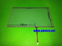 Original New 10 2 Inch 4 Wire Resistive Touch Screen Panel 235x145mm 235 145mm Touch Screen