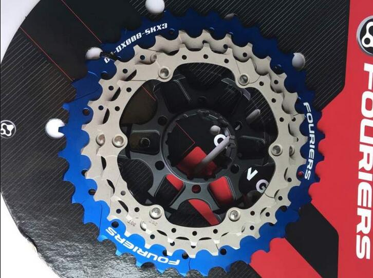 FOURIERS road Bicycle cassette 11Speeds Bike Freewheel 26T/30T/36T Teeth Bicycle Parts use RD 6800 GS/105 RD 5800 GS