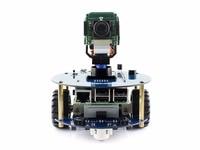 Parts AlphaBot2 Robot Kit With Original Element 14 Raspberry Pi 3 Model B RPi Camera B
