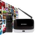 Smart Android TV Box 4.4 Q7 CS918 Royal IPTV Arabic Italian French UK DE Holland Africa IPTV 1700 Channels RK3188 2GB+8GB