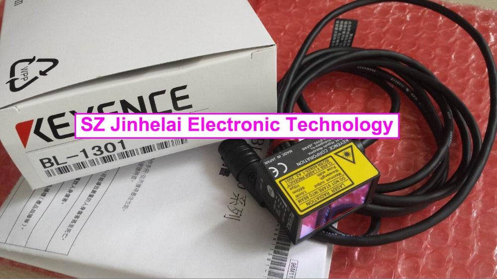 BL-1301  KEYENCE  LASER SCAN   Laser bar code reader   Bar code reader dhl ems used keyence keyence at 201 tested a2