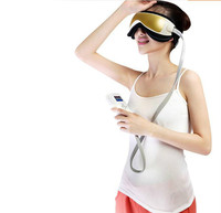 New Air pressure Eye massager with mp3.6 functions.Dispel eye bags,eye magnetic far infrared heating.eye care