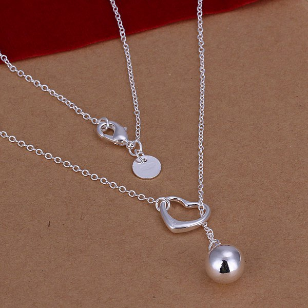 S-N164 wholesale,925 jewelry silver plat