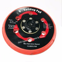 6 Inch Professional Dual Action Random Orbital Sanding Pad