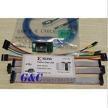 Platform USB Download Cable Jtag Programmer FPGA CPLD C-Mod XC2C64A
