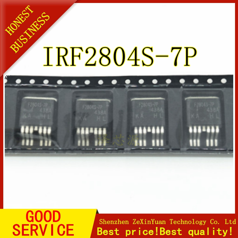 20PCS/LOT IRF2804S-7P IRF2804S IRF2804 F2804S-7P TO-263-7
