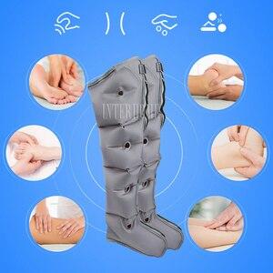 Image 3 - Điện Không Khí Nén Chân Máy Massage Hồng Ngoại Trị Liệu Đau Relife Eo Chân Cánh Tay Mắt Cá Chân Massage Thiết Bị Tập Phục Hồi Chức Năng Chăm Sóc