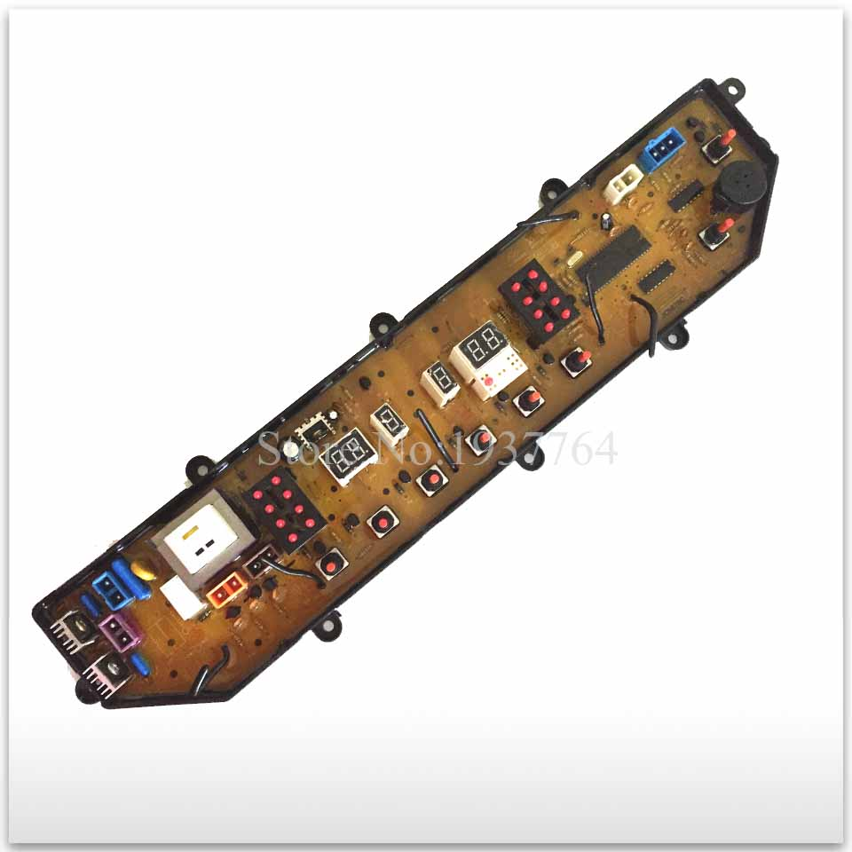 95% new Original used for washing machine computer board 0024000133A 0321800632 frequency conversion board good working good working original 95% new used for glanz washing machine blade electronic door lock delay switch