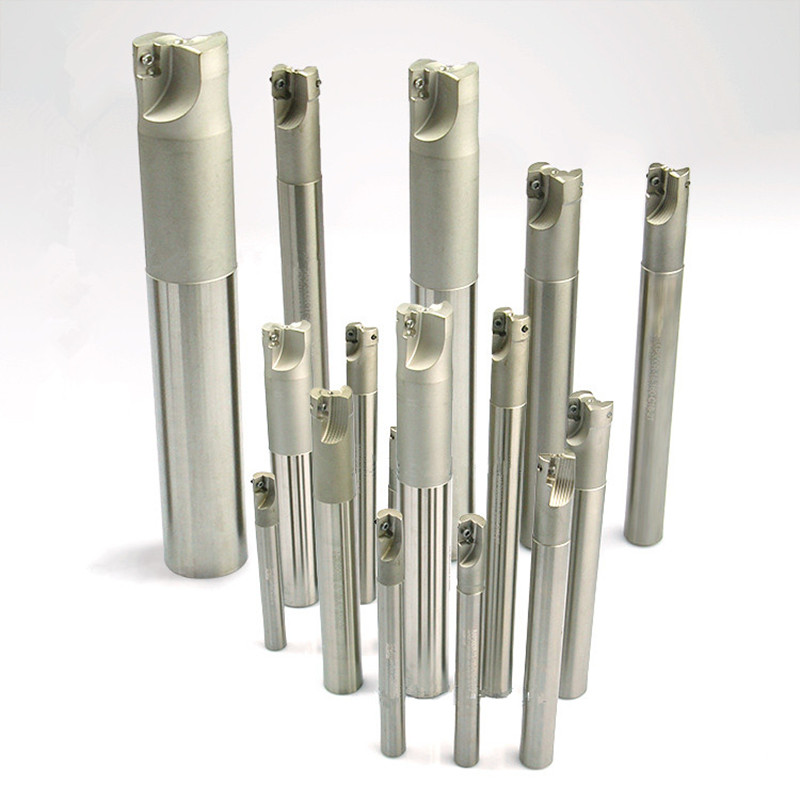 BAP300R BAP 300R C19-20-200-2T/C20-20-200-2T/C20-21-200-2T  2flute 20mm CNC Holder Milling Cutter Tool Holder For APMT1135PDER