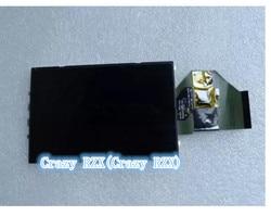 Części naprawa dla Panasonic dla Lumix DMC-TX1 DMC-TZ100 DMC-TZ110 DMC-ZS100 DMC-ZS110 wyświetlacz LCD ekran