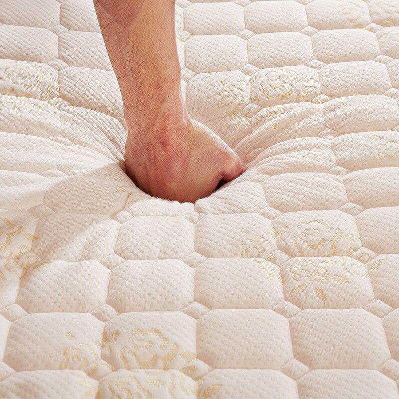 Матрас SongKAum из пены с эффектом памяти, классический дизайн, белый/серый, высококачественный толстый теплый удобный матрас|memory foam mattress|foam mattressfoam memory mattress | АлиЭкспресс