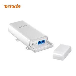 Image 3 - Tengda O6 5Ghz نقطة إلى نقطة الجسور اللاسلكية 10 كجم نقل الطاقة في الهواء الطلق مصعد رصد AP مكرر واي فاي