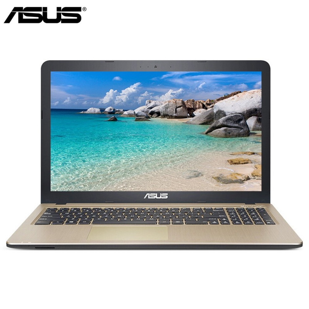 15.6 inch Asus FL5700 UP7500 Gaming Laptop 4GB RAM 1TB ROM Computer I7 7500U 2.7GHz Dual Graphics Cards Win 10 Notebook 1366*768 14 inch laptop computer 4gb ram