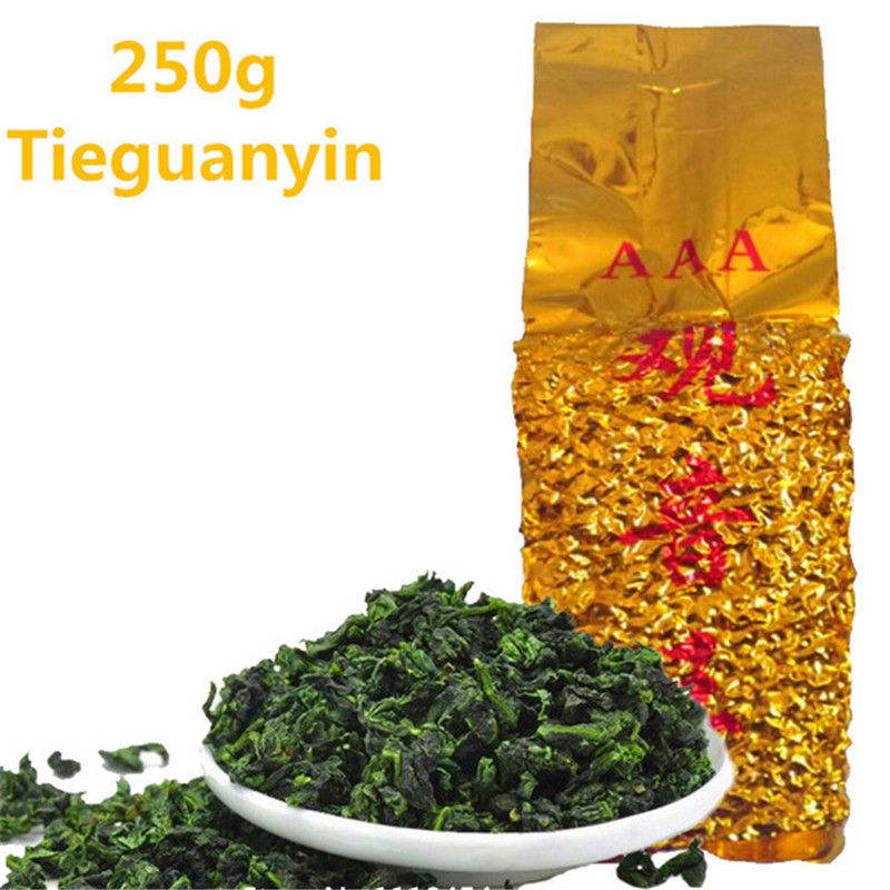 Top grade tieguanyin tea 250g tie guan yin tea Weight Loss oolong the green food health care products 2016new Chinese Oolong tea bsa mil dot 8 32x40 ao rifle scope 25 4mm scope ring mount rbo