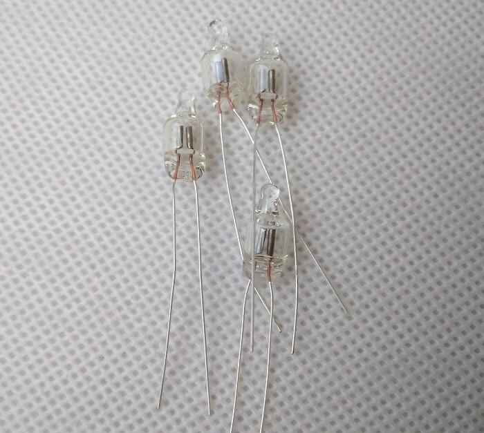 Неоновый пузырь неон лампа-индикатор 6X13 мм 6*13