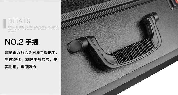 segurança equipamento da câmera caso amostra display toolbox