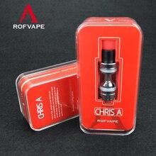RofvapeพลัสCเครื่องฉีดน้ำชุด2.5มิลลิลิตร0.3Ohm SS316/0.5ohm 510เครื่องฉีดน้ำสำหรับบุหรี่อิเล็กทรอนิกส์VaporizerปากกาVape