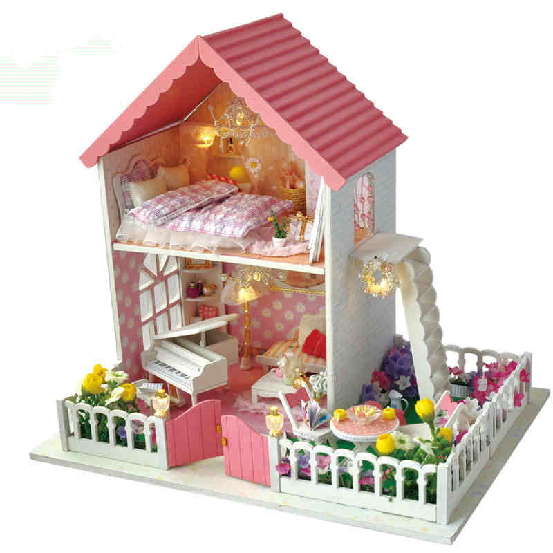 Model hut house