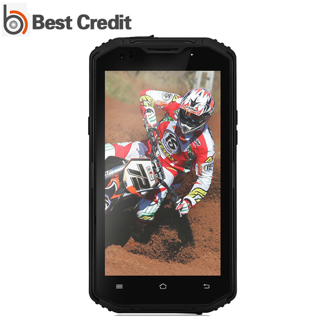 "NO.1 X3 Cellphone Android 5.1 4G LTE 5.5"" HD 2G RAM 16G ROM IP67 Shockproof Vphone X3 Mobile Phone 13M Camera 4500mAh"